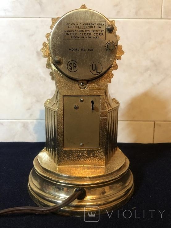 Часы электрические США, фото №10