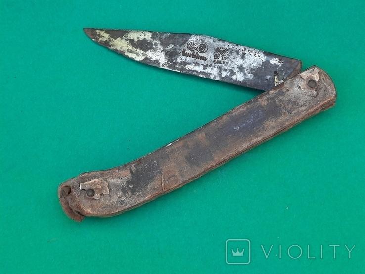Нож 1908 Царизм клейма, фото №4