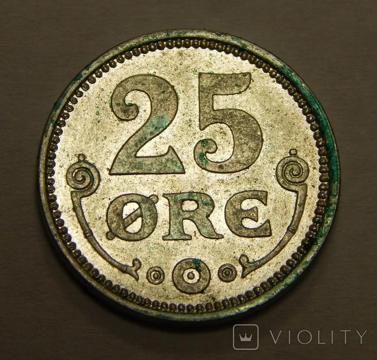 25 оре, 1913 г Дания, фото №2
