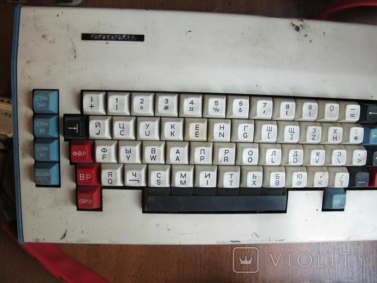 Старый Компьютер Consul родом из прошлого), фото №2