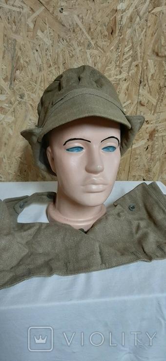 Кепки 50 шт- шлем матерчатый ( Афганка , Чернобылька ), фото №3