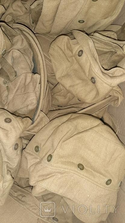 Кепки 20 шт- шлем матерчатый ( Афганка , Чернобылька ), фото №3