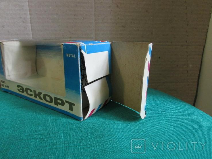 Коробка от волги (эскорт), фото №8