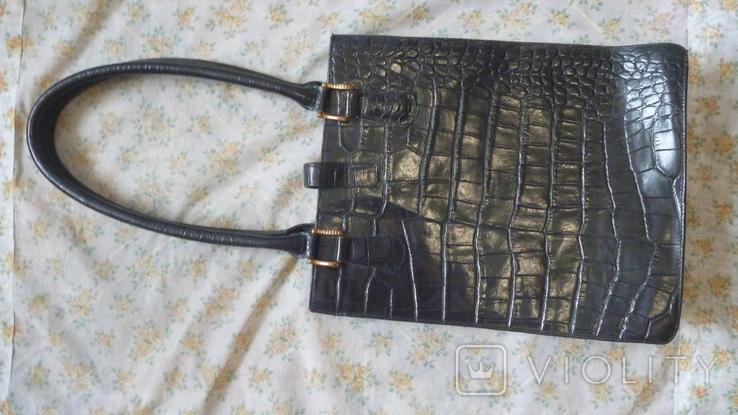 Сумка женская Mulberry.натуральная кожа.оригинал, фото №3