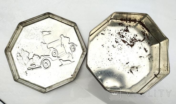 Металлическая коробка, фото №5