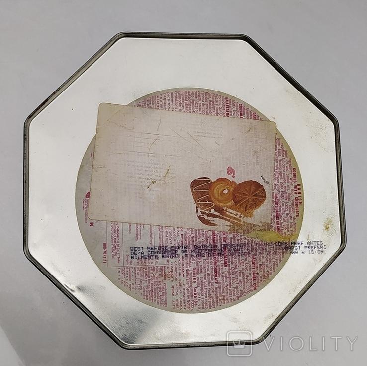 Металлическая коробка, фото №6