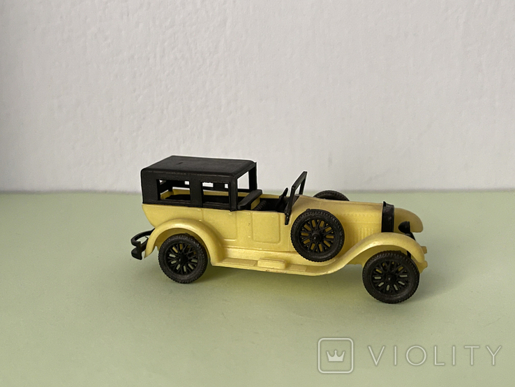 Модель ISOTTA FRASCHINI 1926, фото №2