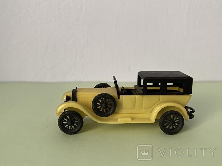 Модель ISOTTA FRASCHINI 1926, фото №4