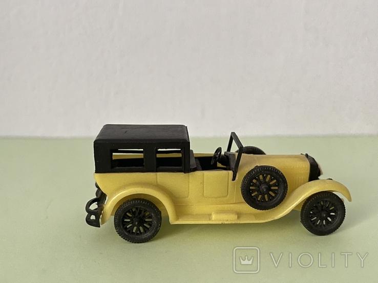 Модель ISOTTA FRASCHINI 1926, фото №5