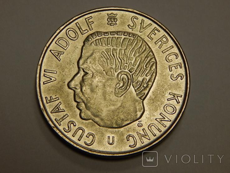 5 крон, 1971 г Швеция, фото №3