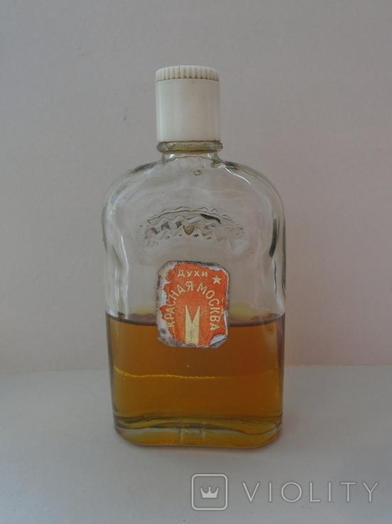 Красная Москва духи СССР., фото №3