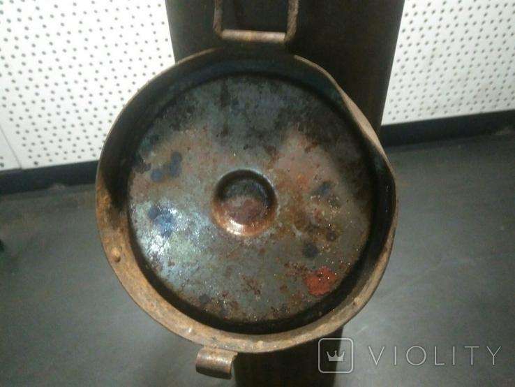 Тубус от немецкого снаряда, фото №8