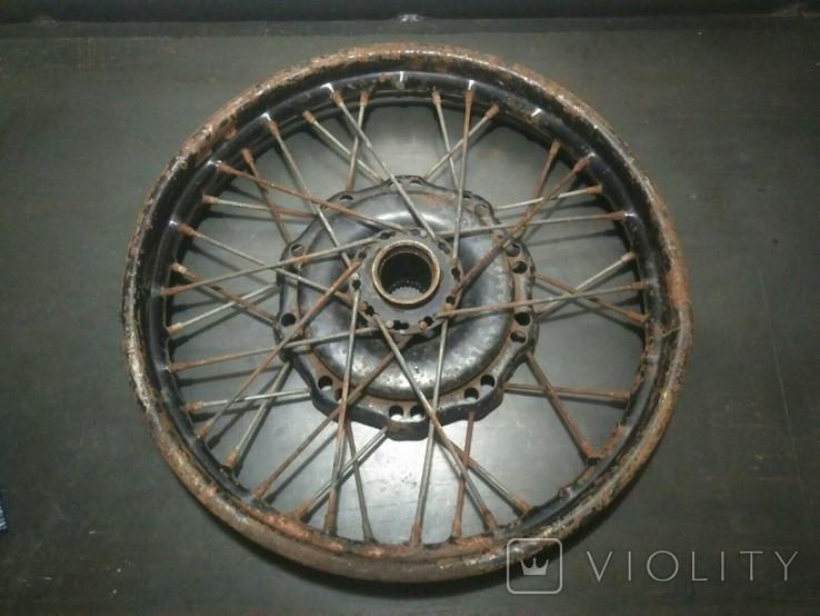 Колесо мотоцикла Урал, фото №2