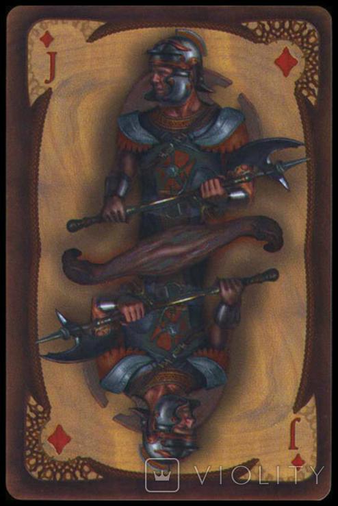 Игральные карты Petropolis, 2011 г., фото №4