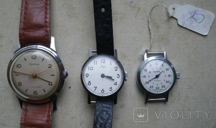 Часы кировские, фото №2
