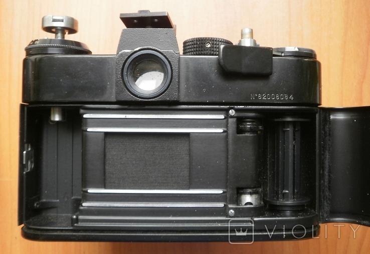 Фотоаппарат Зенит , объектив Гелиос, фото №11