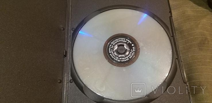 Диск DVD VIDEO кинопремьера 17/08, фото №8