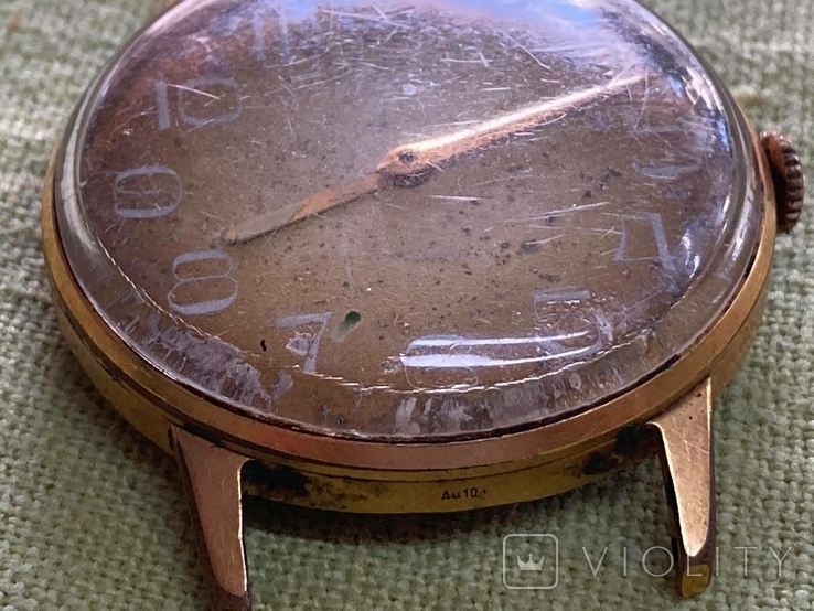 Часы Луч AU10, фото №6