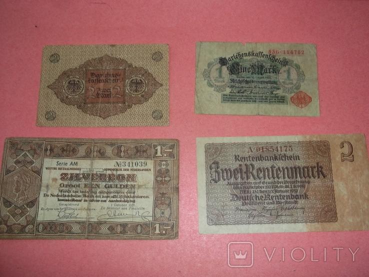 29 банкнот Германии. Довоенные., фото №6