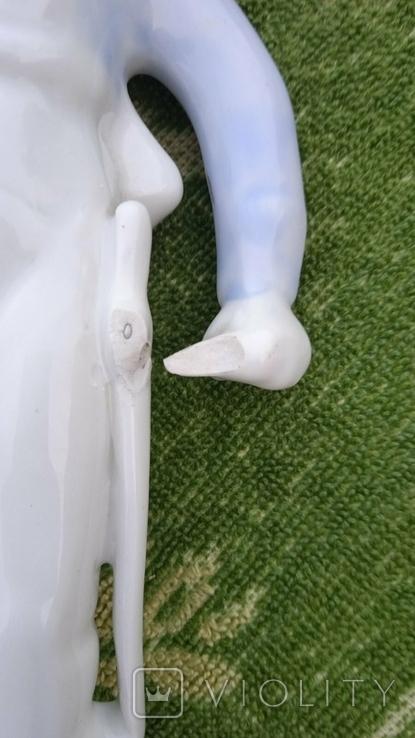 Гусар фарфор статуэтка Коростень Трегубова В.М, фото №6