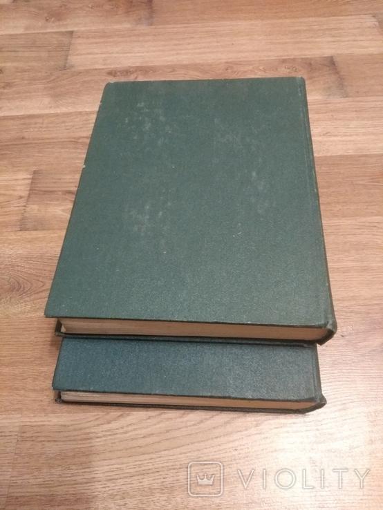 Украинский советский энциклопедический словарь -2 тома, фото №3