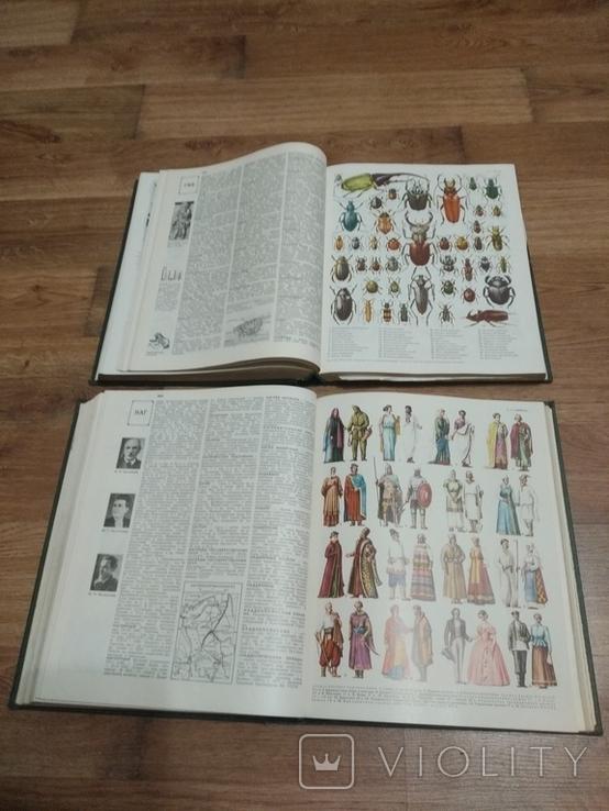 Украинский советский энциклопедический словарь -2 тома, фото №7
