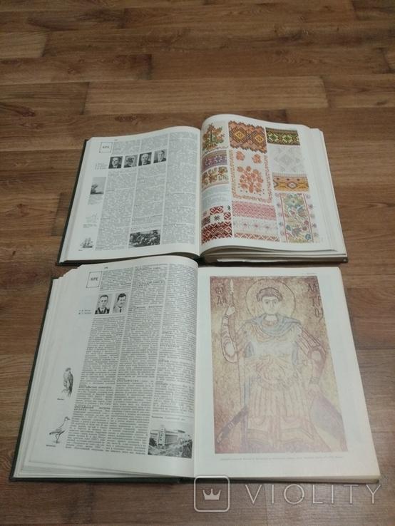 Украинский советский энциклопедический словарь -2 тома, фото №9