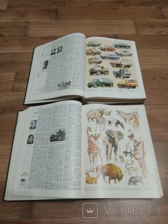 Украинский советский энциклопедический словарь -2 тома, фото №10