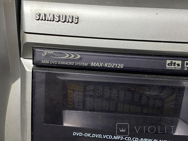 Музыкальный центр Samsung KDZ 130, фото №5