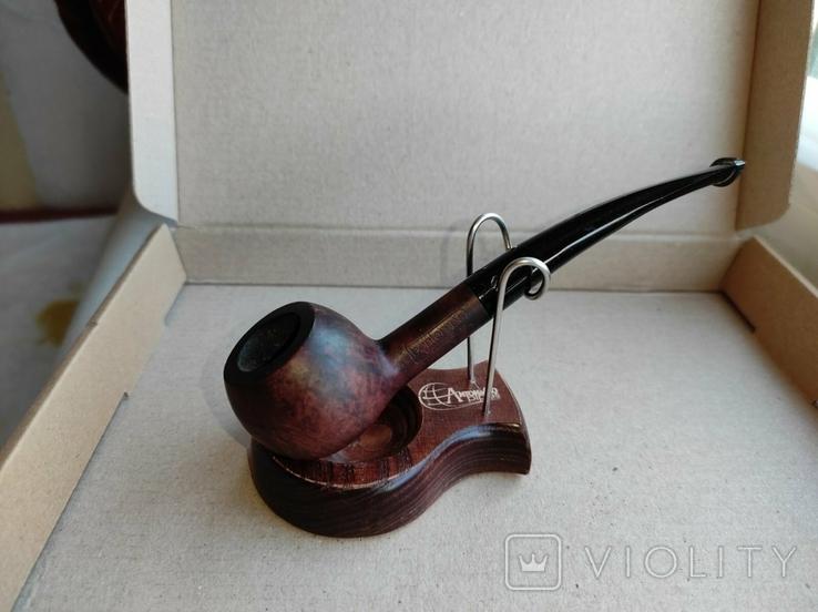 Lobraine bontemps Курительная Трубка с коллекции Люлька, фото №2