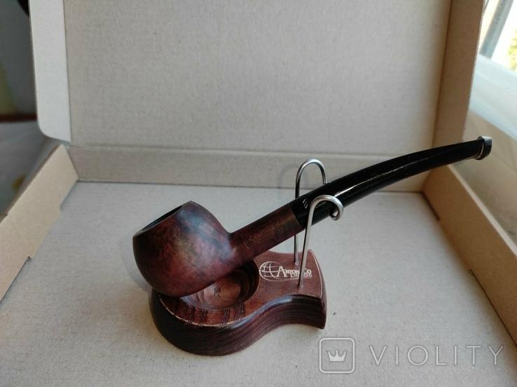 Lobraine bontemps Курительная Трубка с коллекции Люлька, фото №6