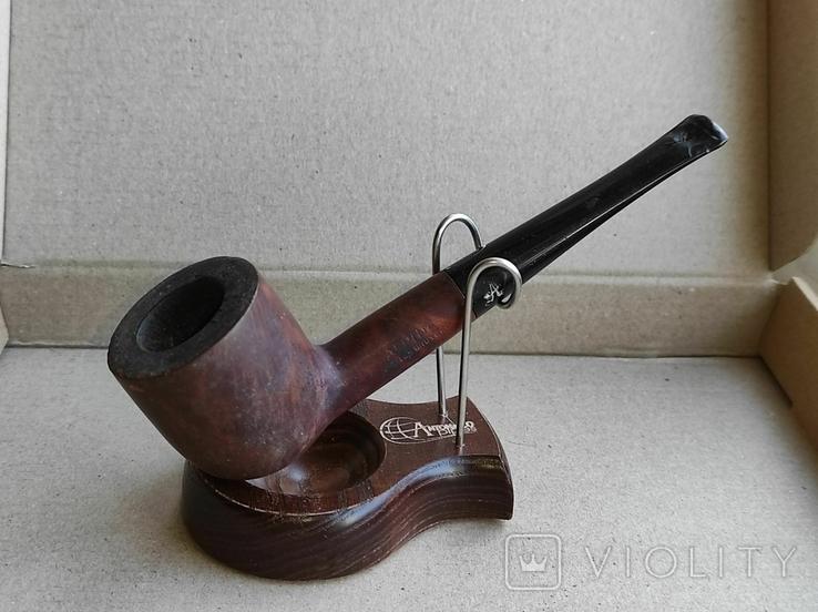 ALPINA ST CLAUDE Курительная Трубка с коллекции Люлька, фото №2