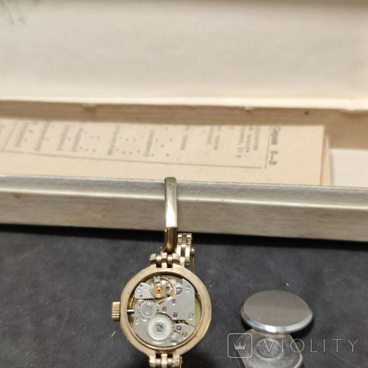 Часы заря в коробке, фото №7