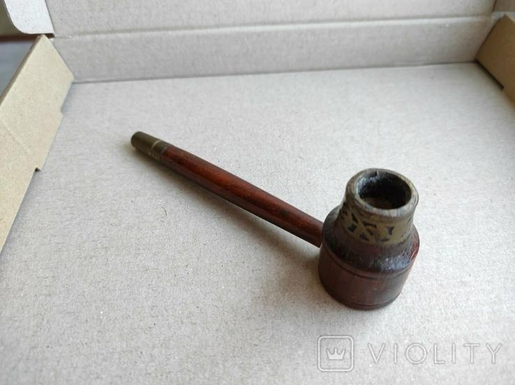 Курительная Трубка с коллекции Люлька, фото №6