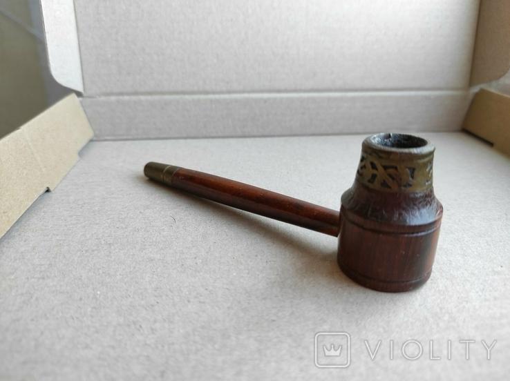 Курительная Трубка с коллекции Люлька, фото №8