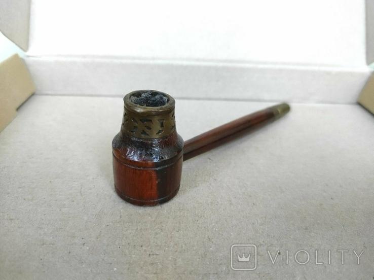 Курительная Трубка с коллекции Люлька, фото №9