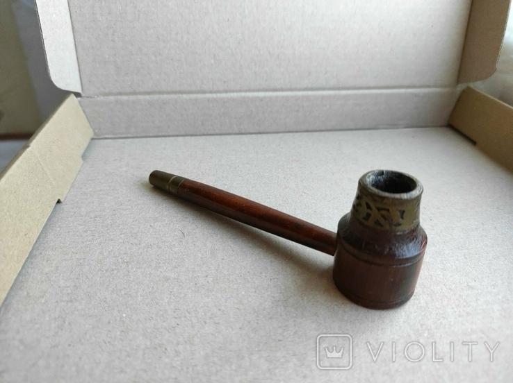 Курительная Трубка с коллекции Люлька, фото №10