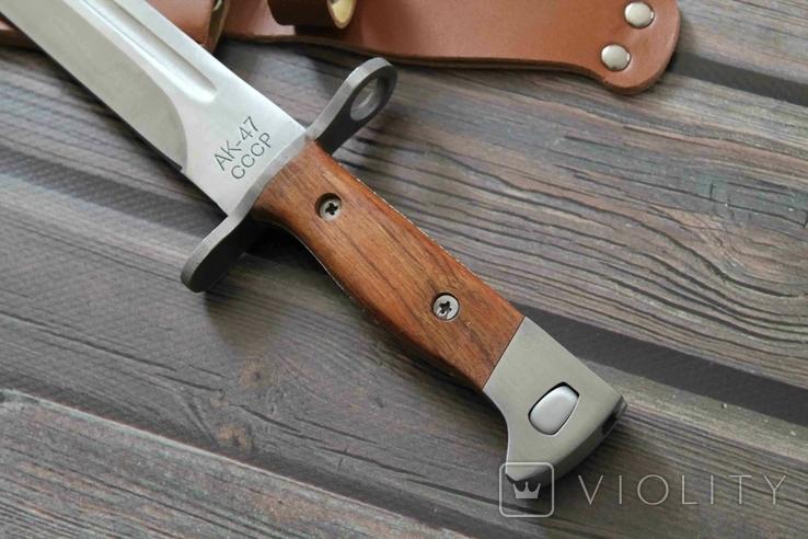 Нож AK-47 СССР 35 см, фото №4