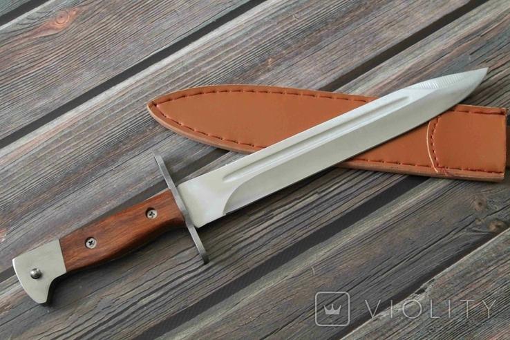 Нож AK-47 СССР 35 см, фото №5