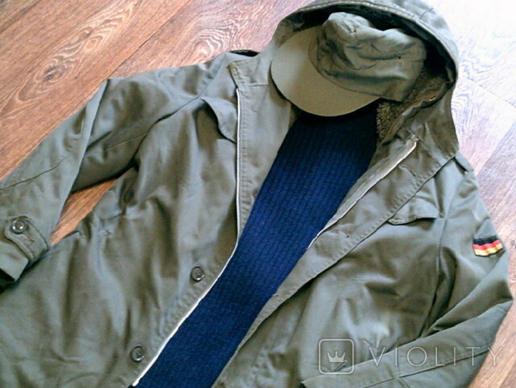 Комплект Германия (куртка,свитер,футболка ,кепка)разм.М, фото №9