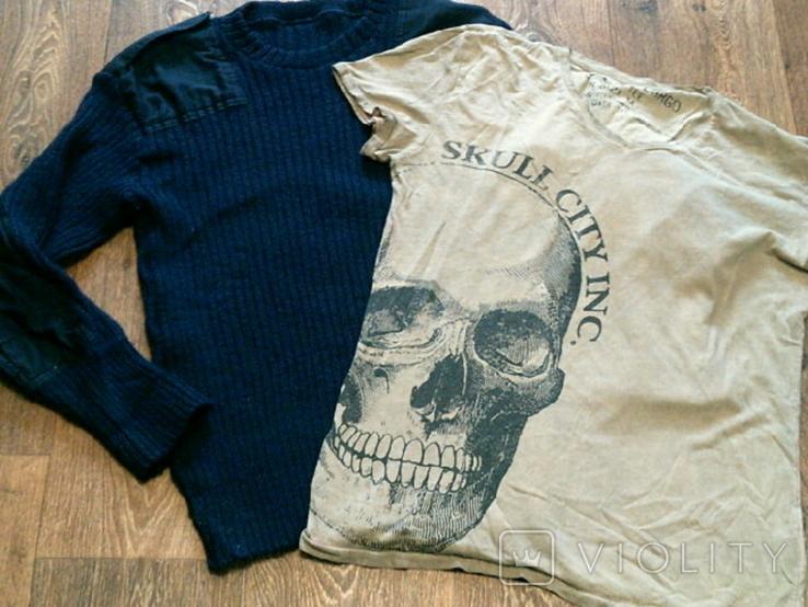 Комплект Германия (куртка,свитер,футболка ,кепка)разм.М, фото №12