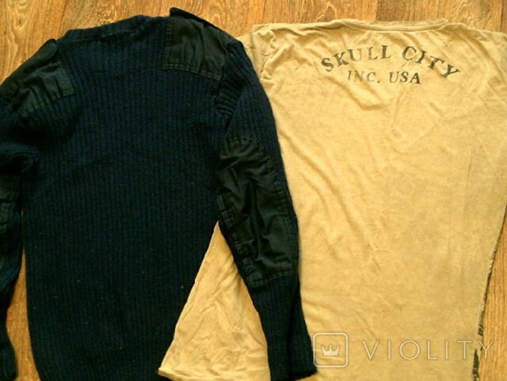Комплект Германия (куртка,свитер,футболка ,кепка)разм.М, фото №13