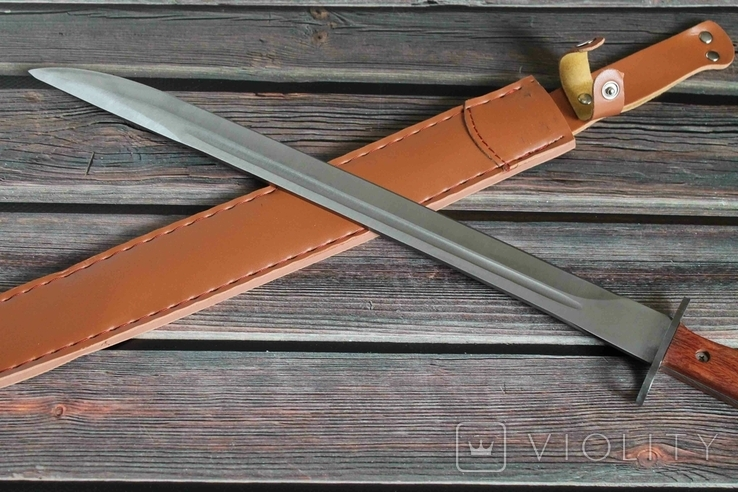 Нож АК 47 СССР, 51 см, фото №6