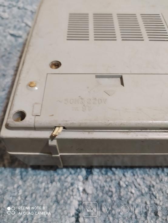 Магнитофон Электроника 302-2., фото №7
