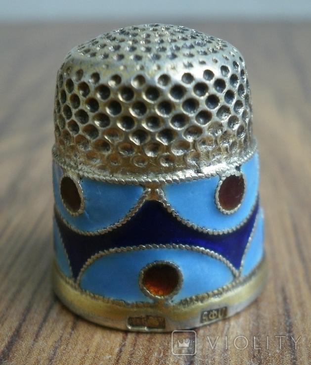 Серебряный наперсток, фото №2