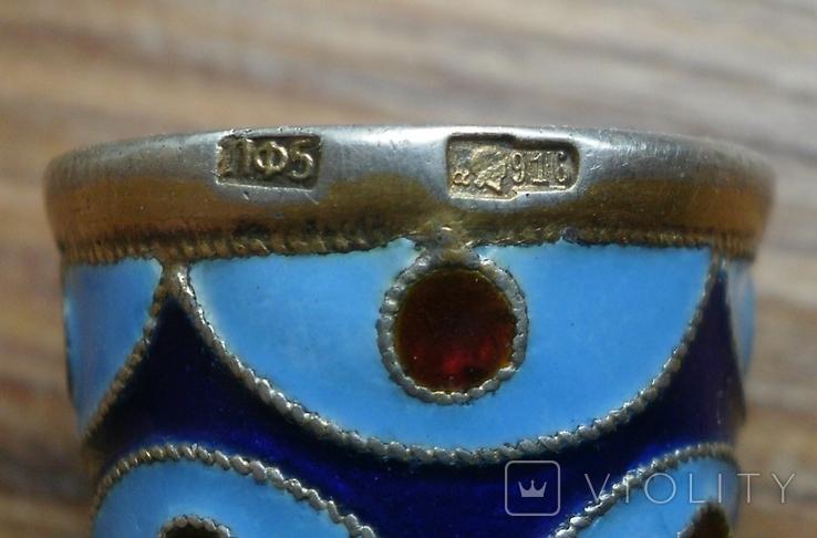 Серебряный наперсток, фото №3