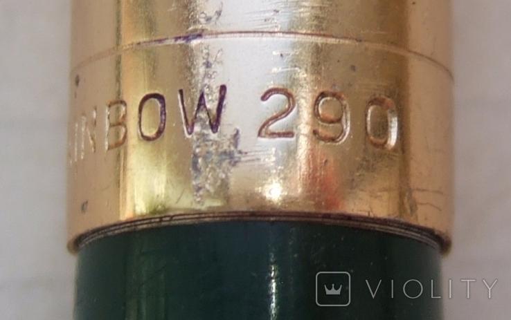 """Перьевая ручка """"Rainbow-290"""". Пишет довольно мягко и очень тонко, фото №8"""
