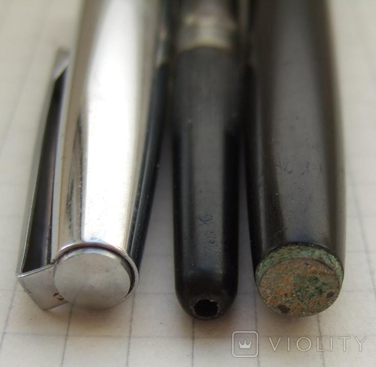 Перьевая ручка АР-19 МЗПП. Пишет мягко, тонко и насыщенно., фото №5