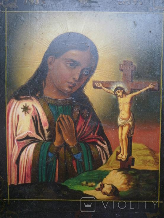 Икона Божией Матери Ахтырская, фото №5