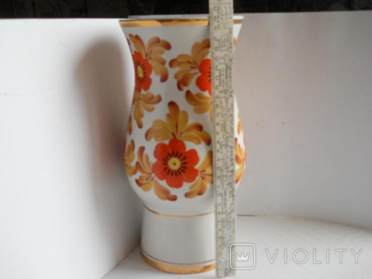 Большая керамическая ваза., фото №4